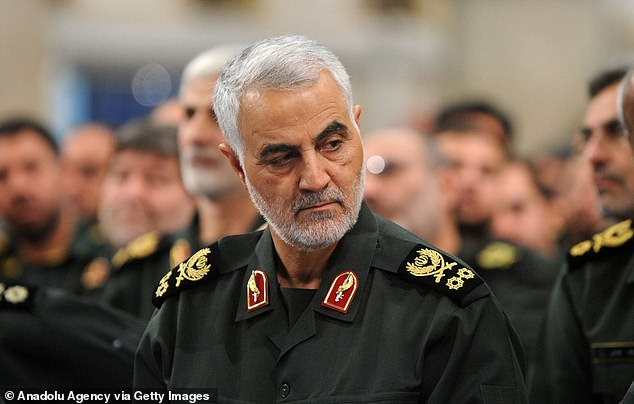 As commander of the Quds force for more than two decades, Soleimani helped prop up the Assad regime as the dictator slaughtered his civilians by the thousand and oversaw the killing of hundreds of protesters in Iraq