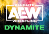 Announcement for next weeks AEW Dynamite