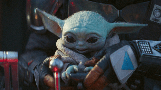 The Sims 4 Baby Yoda Is Now In On PC, But It's Not We're Looking For