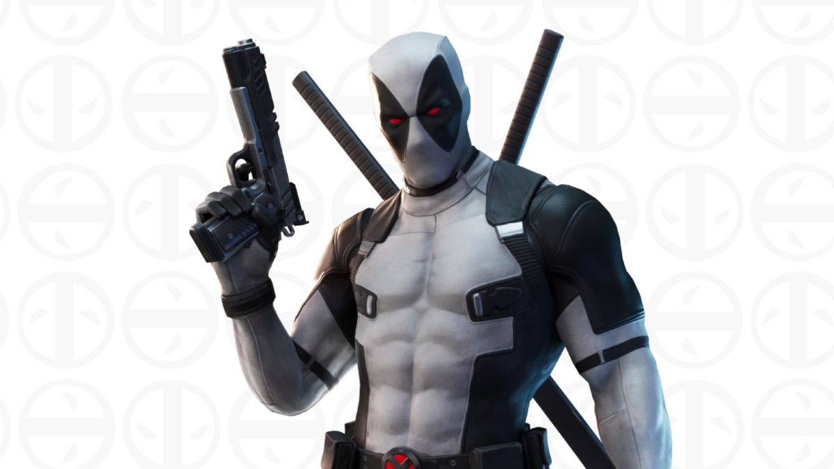 Fortnite Deadpool X-Force skin