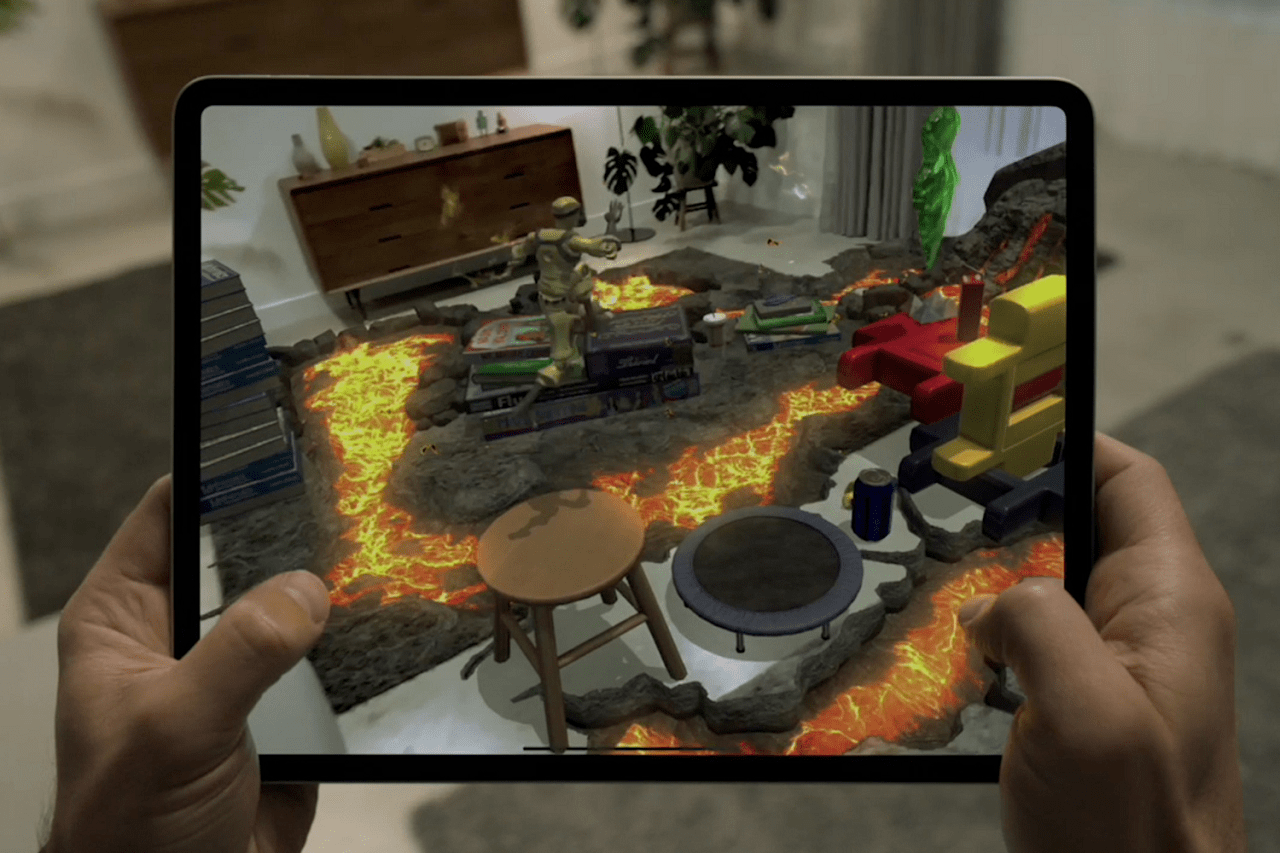 AR-matey - Apple's AR glasses with more clarity