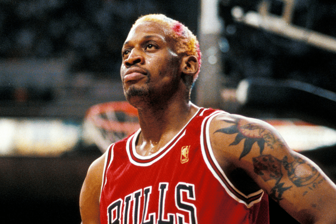 During NBA Finals the Ex-WCW President Encouraged Dennis Rodman To Mix It Up With Karl Malone