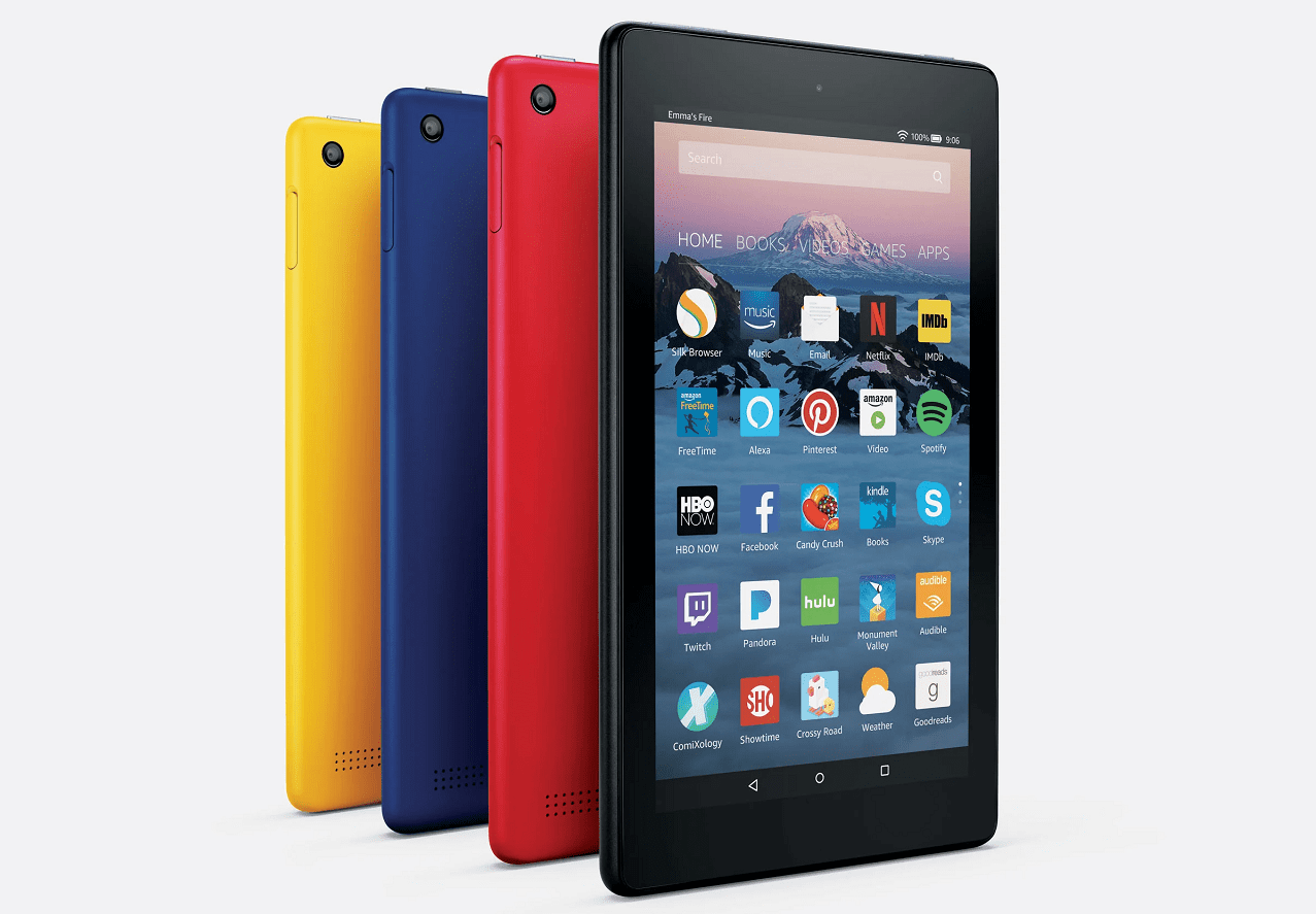 Here is the way to score an Amazon Fire 7 tablet and case from just $21