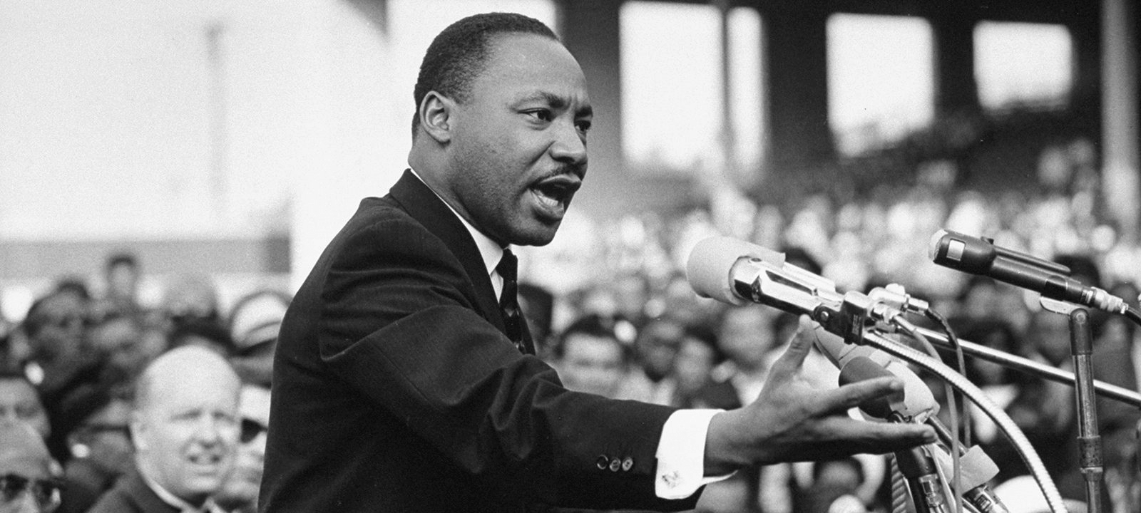 Martin Luther King Jr. explained that a riot is the language of the unheard