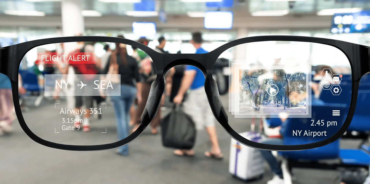 Rumors - Apple's AR glasses with more clarity