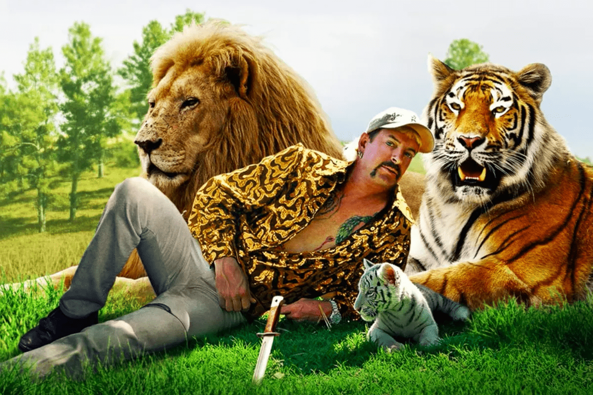 Tiger King It is coming to Netflix