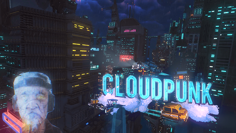 best games to play in 2020 - Cloudpunk
