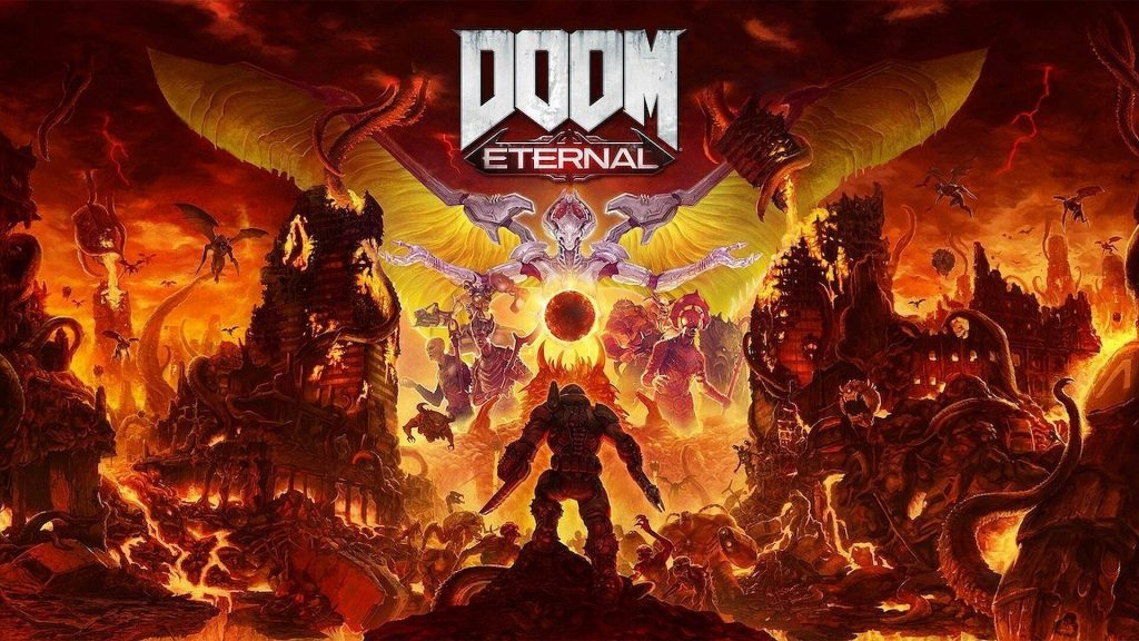 best games to play in 2020-Doom-Eternal