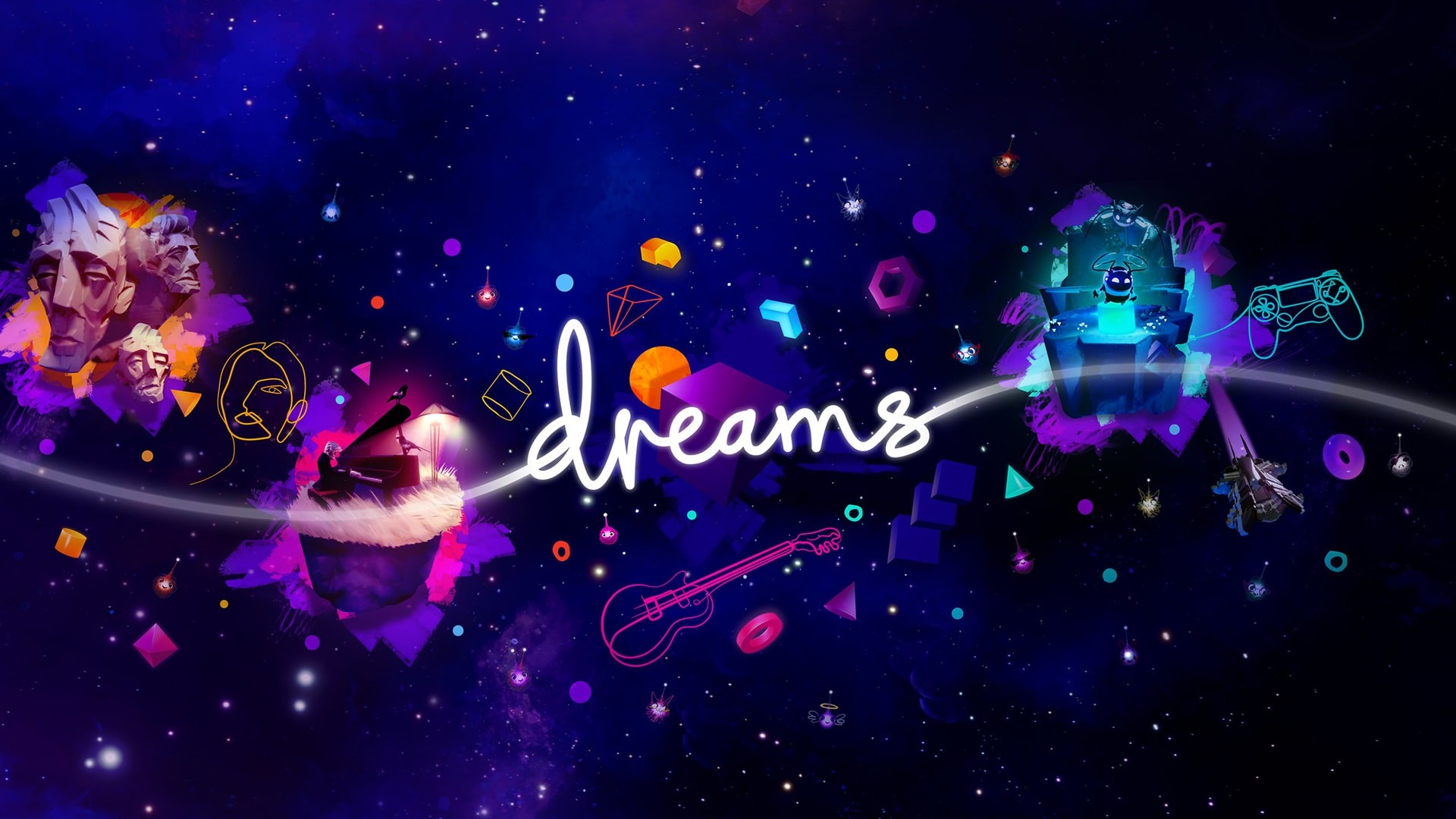 best games to play in 2020 - Dreams Game PS4