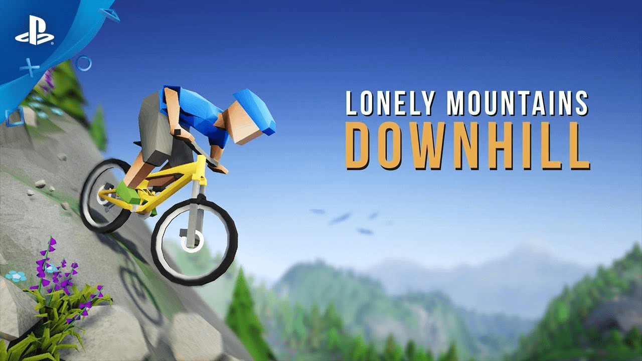 best games to play in 2020 - Lonely Mountains Downhill