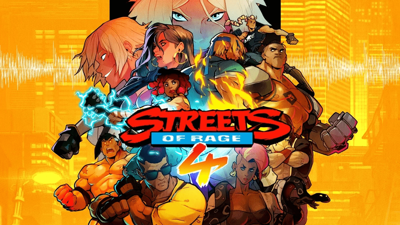 best games to play in 2020 - Streets of Rage 4