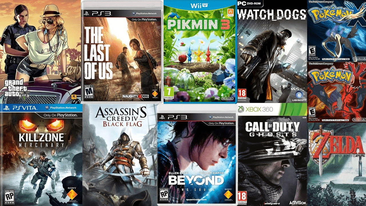 best video games to play on ps4, xbox, and nintendo