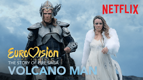 Eurovision Song Contest The Story of Fire Saga Netflix movies and shows in june 2020