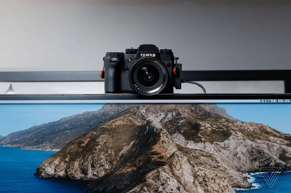 Fujifilm X Series integrates webcam tool support with MacOS
