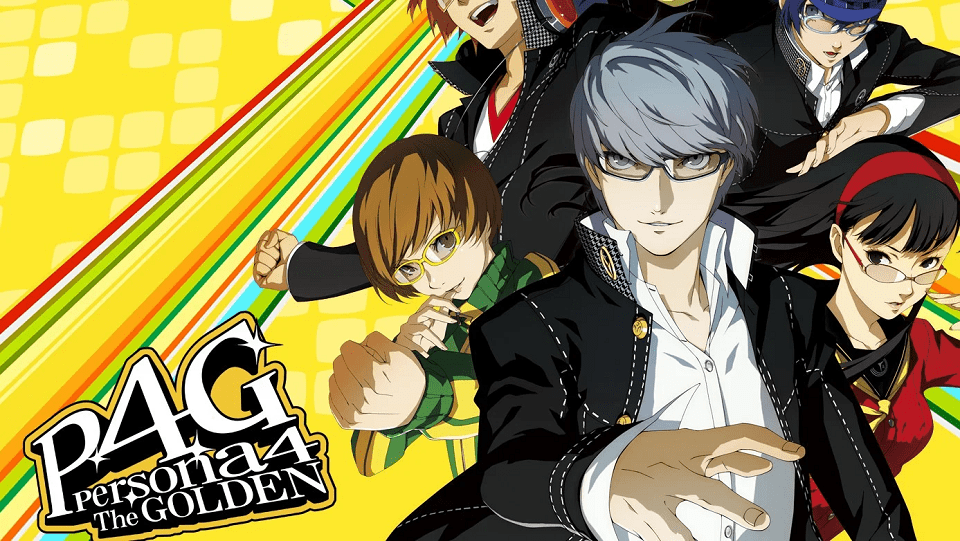 Persona 4 Golden for PC is now available on Steam