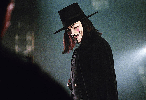 V for Vendetta Netflix movies and shows in june 2020