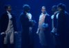 Hamilton the musical movie is on Disney Plus now