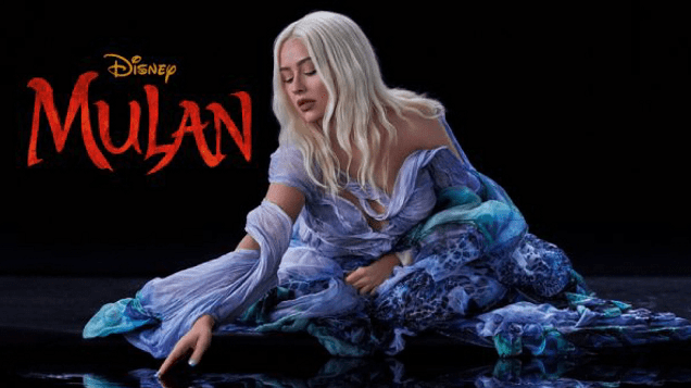 disney mulan - A new take of Reflection of Christina Aguilera