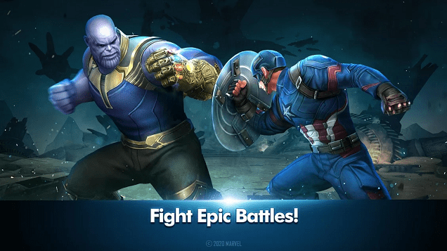 Marvel Future Fight sur PC et Mac