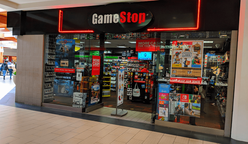 GameStop Vs Wall Street Movie