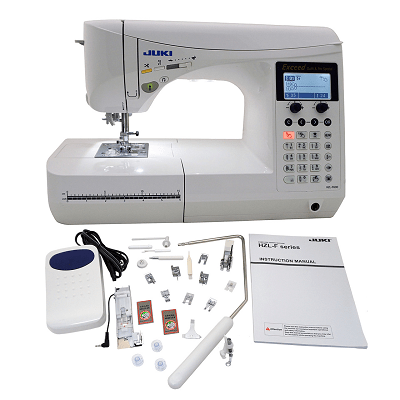 Juki Special Computerized Sewing Machine From Walmart
